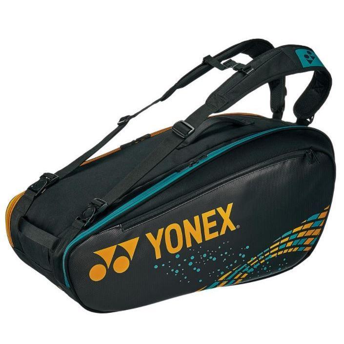 ヨネックス ラケットバック6<テニス6本用> BAG2002R 20%OFF|pandahouse|02