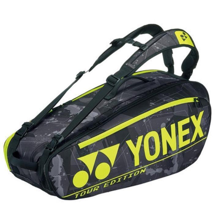 ヨネックス ラケットバック6<テニス6本用> BAG2002R 20%OFF|pandahouse|04