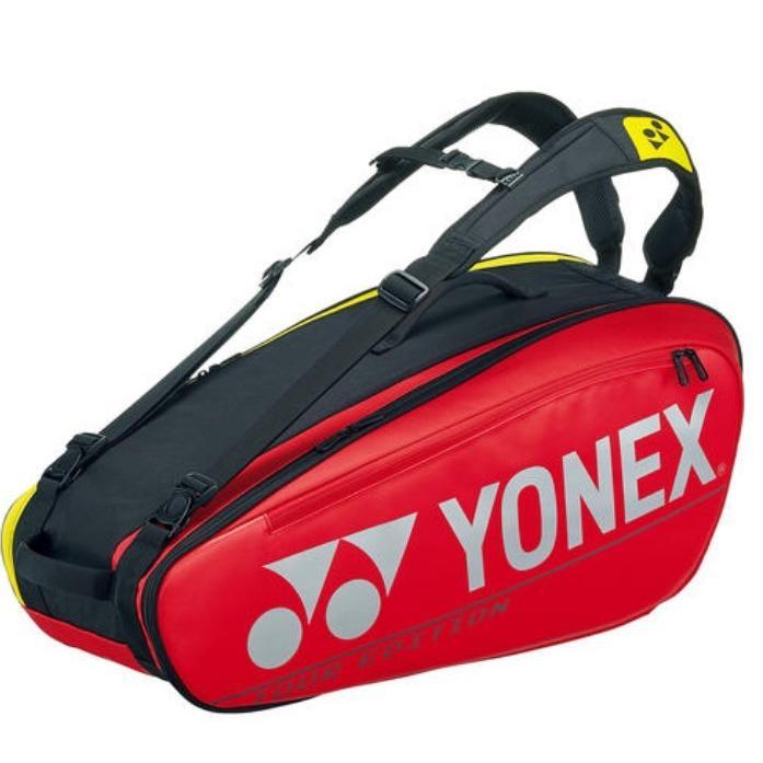 ヨネックス ラケットバック6<テニス6本用> BAG2002R 20%OFF|pandahouse|05
