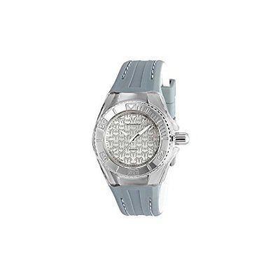 【超特価】 テクノマリーン 腕時計 Technomarine 115157 レディース 'Cruise' スイス クォーツ SS & シリコン オートマチック 腕時計, ちぼりスイーツファクトリー 6b29fcb8