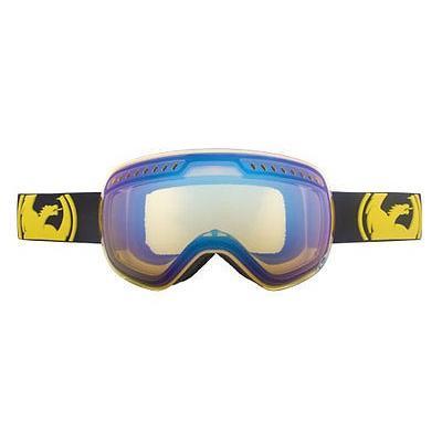 ゴーグル サングラス ドラゴン DRAGON APXS SNOWBOARD SKI Goggles Pop 黄 w/黄-青 Ion Lens 722-4231