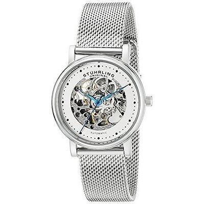 【オープニング大セール】 ストゥーリングオリジナル 腕時計 Stuhrling レディース 832L 01 Castorra オートマチック Self Wind ステンレス スチール 腕時計, 超美品の 45edbc7e