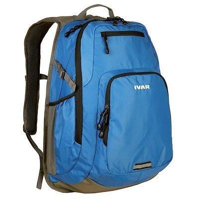 ラゲッジ スーツケース アイバー IVAR Alta Travel & Everyday Backpack Blue ALTBLU *FREE SHIPPING!*