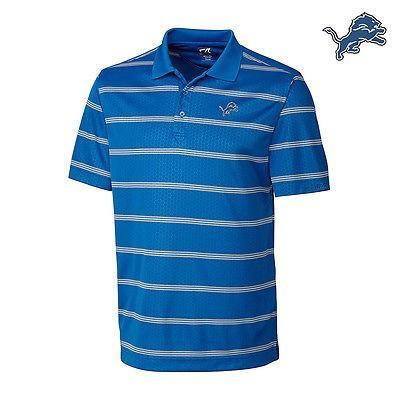 【美品】 メンズ ファッションアスレチック ウェアCutter MCK00675 & ブルー Buck Drytec 型押し Drytec Detroit Lions ポロシャツ ブルー MCK00675 メンズ, 美川ショップ:11a93137 --- airmodconsu.dominiotemporario.com