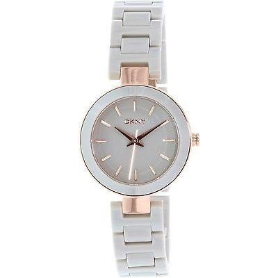 新しい季節 腕時計 ディーケーエヌワイ Dkny レディース Stanhope NY2356 グレー セラミック クォーツ 腕時計, ソニー特約店 サウンドイレブン e7d27778