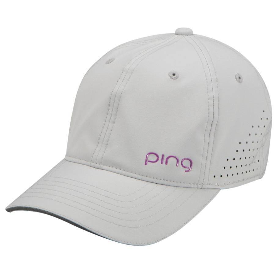 ゴルフ用品ゴルフサンバイザー 帽子Ping レディース Performance Cap ゴルフ Hat 2016 レディース アジャスタブル