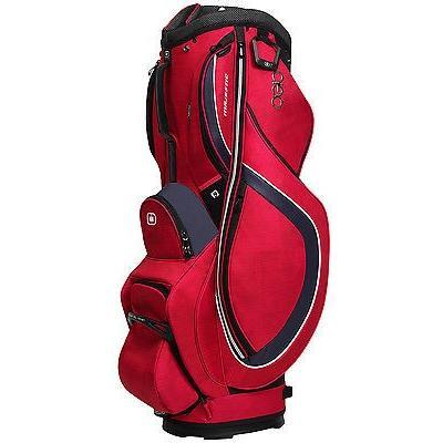 ゴルフ用品ゴルフバッグOgio Majestic ゴルフ レディース カート バッグ 2016 レディース ローズ Reef レッド