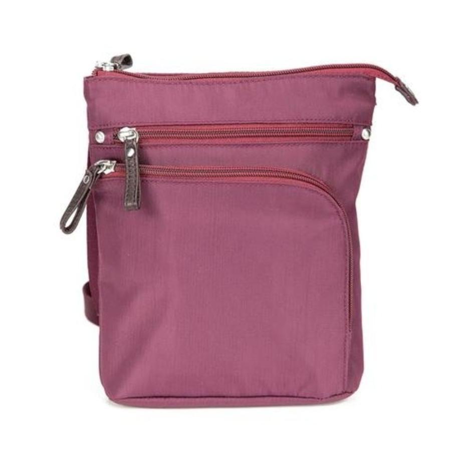 【日本産】 ハンドバッグ・財布 アスグッドマーリー Osgoode Marley Sasha Black RFID Blocking Crossbody Bag RFID Bag Black 8316-CR, 大平村:3cdcb9fa --- chizeng.com