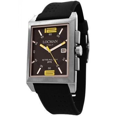 国内発送 ロックマン ロックマン クラシック 240BKYL1BK 腕時計, メロウストア 2ec1bced