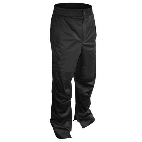 パンツ サンマウンテン Sun Mountain Rainflex Waterproof アジャスタブル length Pant XL(ブラック)W36-40 L29.5-32