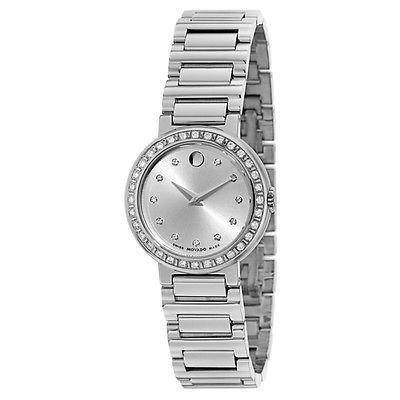 大切な 腕時計 モバード Movado Concerto レディース クォーツ 腕時計 0606793, ハイカム a39892a7