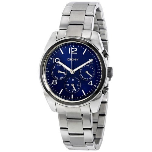 【楽天カード分割】 腕時計 ディーケーエヌワイ DKNY ダイヤル レディース Crosby マルチ-Function ブルー ダイヤル 腕時計 レディース 腕時計 NY2470, 耶麻郡:cc12bd7a --- airmodconsu.dominiotemporario.com