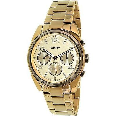 【第1位獲得!】 腕時計 ディーケーエヌワイ Dkny ゴールド レディース Crosby NY2471 Dkny NY2471 ゴールド ステンレス-スチール クォーツ 腕時計, ショップインバース:01f5bd56 --- airmodconsu.dominiotemporario.com