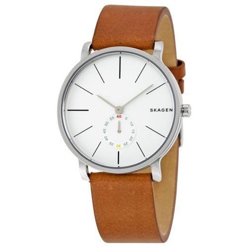 【爆売り!】 腕時計 ウォッチ スカーゲン Skagen Hagen シルバー ダイヤル レディース ドレス 腕時計 SKW6273, アマダグン 6063fcfb