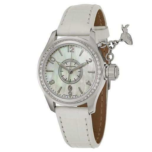 大人気新品 腕時計 クォーツ ハミルトン Hamilton カーキ ネイビー Seaqueen レディース クォーツ Seaqueen 腕時計 腕時計 H77211815, 黄河文化店:159ac216 --- airmodconsu.dominiotemporario.com