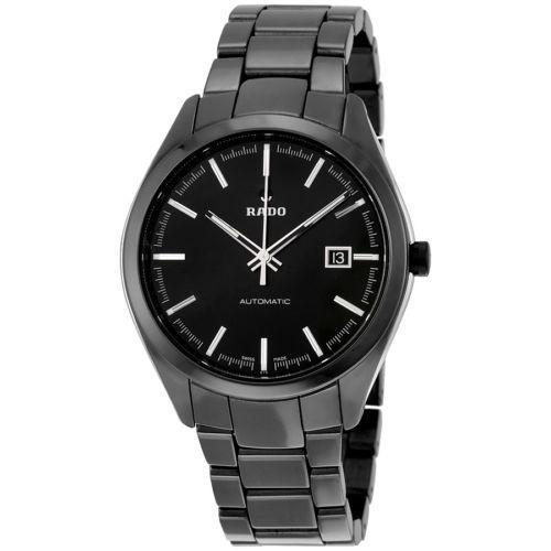 正規 ラドー ハイプrクローム XL オートマチック ブラック ダイヤル ダイヤル ブラック -tech ブラック ハイ -tech セラミック メンズ 腕時計, Dream Can Co.:595804a8 --- airmodconsu.dominiotemporario.com