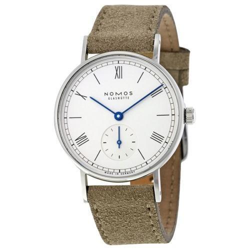 【在庫あり/即出荷可】 腕時計 ノモス レザー ダイヤル Nomos Ludwig 33 ホワイト 腕時計 ダイヤル Velour レザー レディース 腕時計 244, ナイススタイル:aa9d5b70 --- airmodconsu.dominiotemporario.com