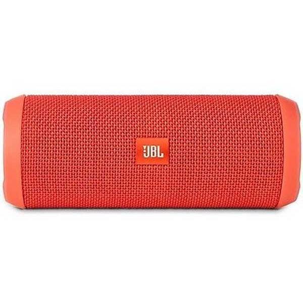ハンドバッグ アクセサリー ジェイビーエル JBL Flip 3 Splashproof ポータブル ブルートゥース Speaker - オレンジ - FLIP3-オレンジ