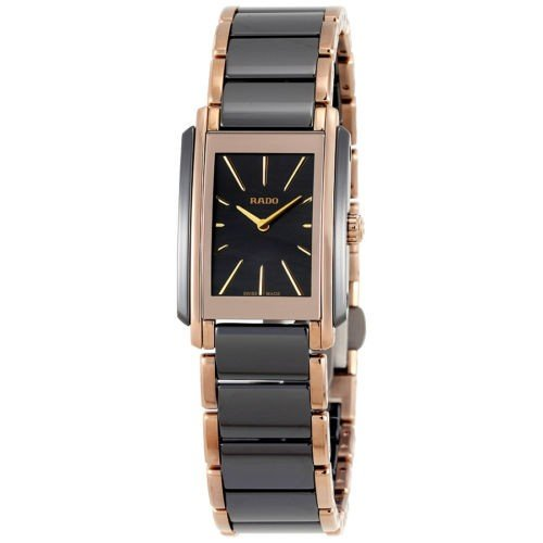 上品な 腕時計 ラドー Rado ラドー Integral レディース ブラック レディース 腕時計 腕時計 R20225152, 遠赤青汁オーガニック生活:f2f69084 --- chizeng.com