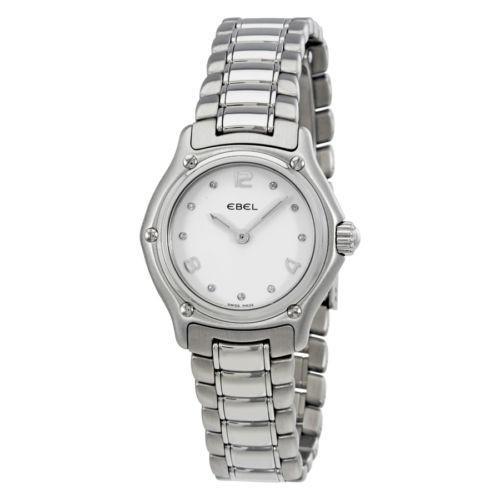 日本最大級 腕時計 9090211-16865P エベル Ebel 1911 ミニ シルバー 腕時計 ステンレス ダイヤル ステンレス スチール ブレスレット レディース 腕時計 9090211-16865P, きものレンタル かしいしょうAYA:73b3554f --- airmodconsu.dominiotemporario.com