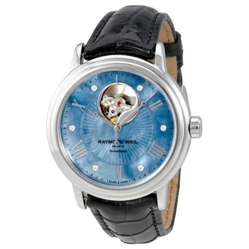 国産品 腕時計 レイモンドウイル Raymond 腕時計 Weil Maestro オートマチック レディース 腕時計 Weil 2827-L1-00296 2827-L1-00296, シラハママチ:c0bcc3d1 --- airmodconsu.dominiotemporario.com
