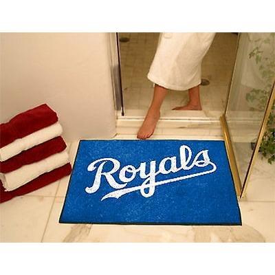 最新のデザイン 野球 MLB Bath アメリカン ベースボール ウェア ユニフォーム Rug ファンマット Kansas Kansas City Royals Bath Mat Bathroom Area Rug, 和楽器専門の森乃屋:73333bc4 --- airmodconsu.dominiotemporario.com