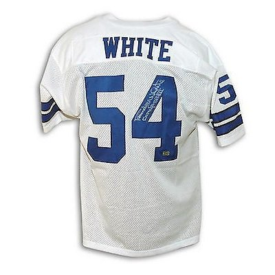 2019人気特価 フットボール NFLアメリカン ウェア ユニフォーム アスレティック ニット Randy White Autographed Throwback Jersey Inscribed, 売上実績NO.1 69b63334