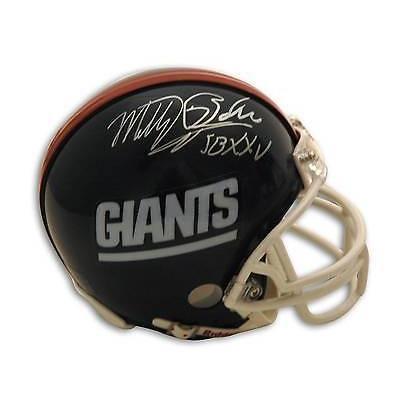 愛用  フットボール NFLアメリカン ウェア ユニフォーム リデル Matt Bahr Autographed Mini Helmet