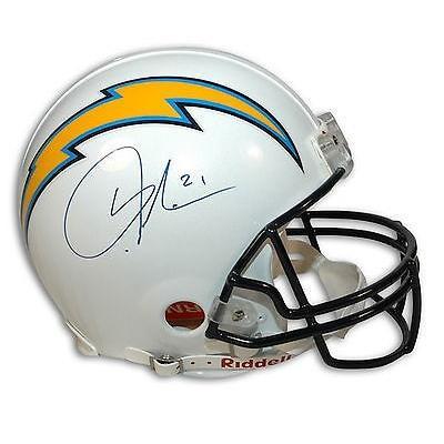 高級感 フットボール NFLアメリカン ウェア Helmet Tomlinson ユニフォーム Diego リデル Autographed LaDainian Tomlinson Autographed Proline Helmet San Diego Chargers, 名入れダイニング【彫和家】:c5f1b142 --- airmodconsu.dominiotemporario.com