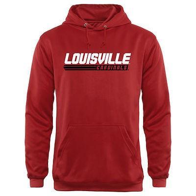 海外バイヤーおすすめ アメリカ USA カレッジ 全米 リーグ NCAA Louisville Cardinals レッド ビルボード パーカー