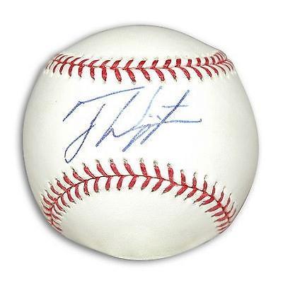 野球 MLB アメリカン ベースボール ウェア ユニフォーム ローリングス Autographed Ty Wigginton Baseball