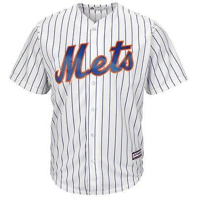 マジェスティック ベースボール MLB 野球 アメリカ USA 全米 Majestic New York Mets ユース ホワイト Official Cool Base Jersey
