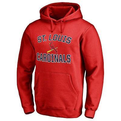 最高級 ファナティックス ブランディッド ベースボール Arch MLB 野球 Louis アメリカ USA USA 全米 St. Louis Cardinals レッド Victory Arch プルオーバーパーカー, ジェラート専門店ドルチェ 本店:1f489303 --- airmodconsu.dominiotemporario.com