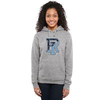 ファナティックス ブランディッド カレッジ 大学 スポーツ NCAA アメリカ USA 全米 Rhode Island Rams レディース Ash クラシック Primary プルオーバーパーカー