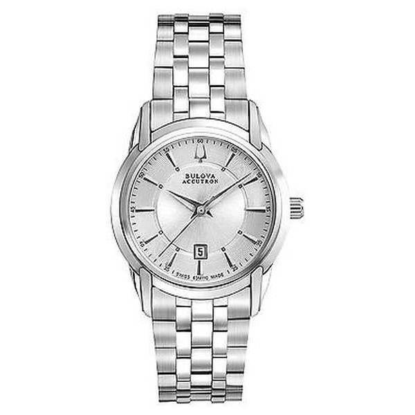 超可爱の 腕時計 腕時計 アキュトン Bulova ステンレス Accutron Sorengo ステンレス スチール スチール レディース 腕時計 63M110, 東山区:4a8ed6a2 --- airmodconsu.dominiotemporario.com