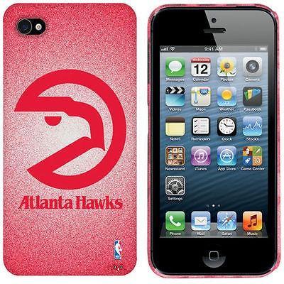 フート バスケットボール NBA アメリカ USA 全米 Atlanta Hawks Team Logo iPhone 5 ケース