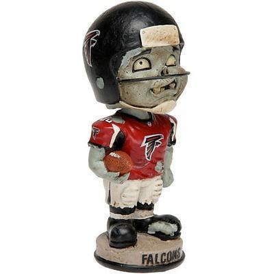フォーエバーコレクタブルズ フットボール NFL アメリカ USA 全米 メジャー Atlanta Falcons Zombie ビンテージ Bobblehead Figurine