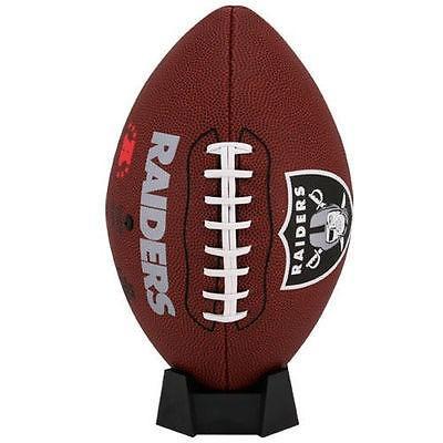 フットボール NFL アメリカ USA 全米 メジャー ジャルダン Oakland Raiders Full Size Game Time Football