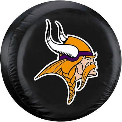 激安直営店 フットボール Cover NFL Vikings アメリカ USA 全米 メジャー メジャー 海外セレクション Minnesota Vikings Standard Tire Cover, ピックアップショップ:61c4eeda --- airmodconsu.dominiotemporario.com