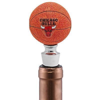 バスケットボール NBA USA アメリカ Chicago Bulls Basketball Bottle Stopper