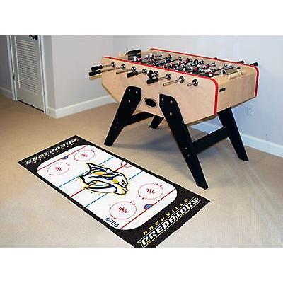 当季大流行 ホッケー NHL アメリカン ウェア アメリカン Rug ユニフォーム ファンマット Nashville Predators ホッケー Runner Mat Area Rug, 市川市:b48b5a55 --- airmodconsu.dominiotemporario.com