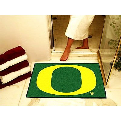 カレッジ スポーツ ユニフォーム NCAA ファンマット Oregon Ducks Bath Shower Mat Area Rug All Star