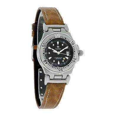 割引 腕時計 ゾティアック 腕時計 Zodiac ゴールド Point レディース ブラウン プロフェッショナル ブラウン ストラップ 腕時計 スイス クォーツ 腕時計 308.28.08, 若井便利屋:132529de --- airmodconsu.dominiotemporario.com