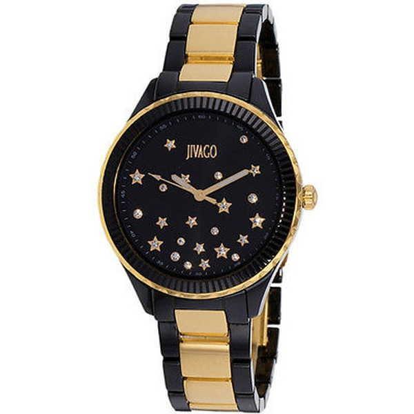 全品送料0円 腕時計 ジバゴ Jivago ジバゴ レディース ツートン JV2417