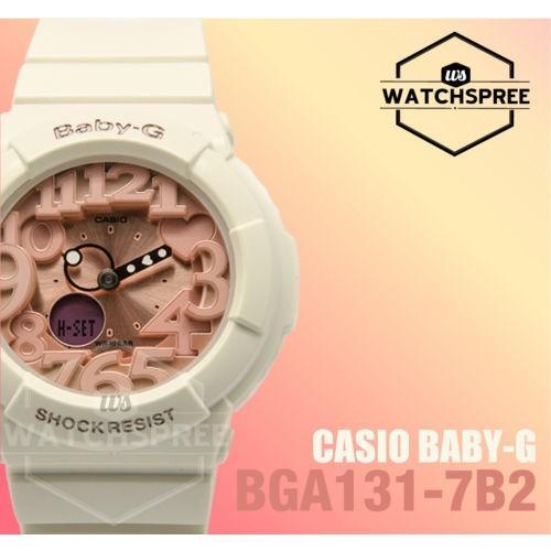 【驚きの価格が実現!】 腕時計 Series カシオ Neon Casio Baby-G Neon BGA131-7B2 Illuminator Series Watch BGA131-7B2, A.P.J.オンライン:9826e25c --- airmodconsu.dominiotemporario.com