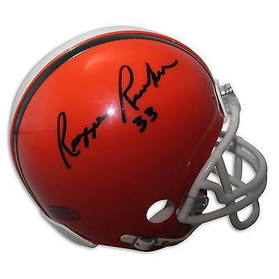 新しい季節 フットボール NFLアメリカン ウェア ユニフォーム リデル Reggie Rucker Autographed Mini Helmet Cleveland Browns, シモスワマチ 42bee62e