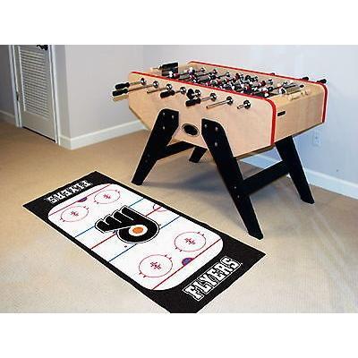 高品質 ホッケー NHL アメリカン ウェア ウェア ユニフォーム ファンマット NHL Philadelphia Rug Flyers Hockey Runner Mat Area Rug, 浅川町:9be59a35 --- airmodconsu.dominiotemporario.com