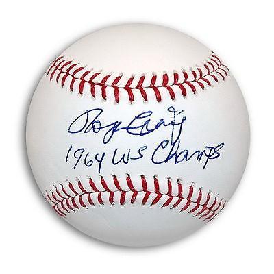 野球 MLB アメリカン ベースボール ウェア ユニフォーム ローリングス Autographed Roger Craig Baseball