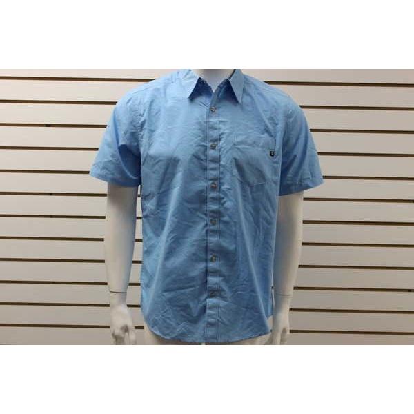 【驚きの値段】 アスレチック ウェア マーモット メンズ Marmot マーモット Button-Up Sentinel 半袖 52760 Button-Up Solid Shirt Air ブルー 52760, シナガワク:4092ee57 --- airmodconsu.dominiotemporario.com