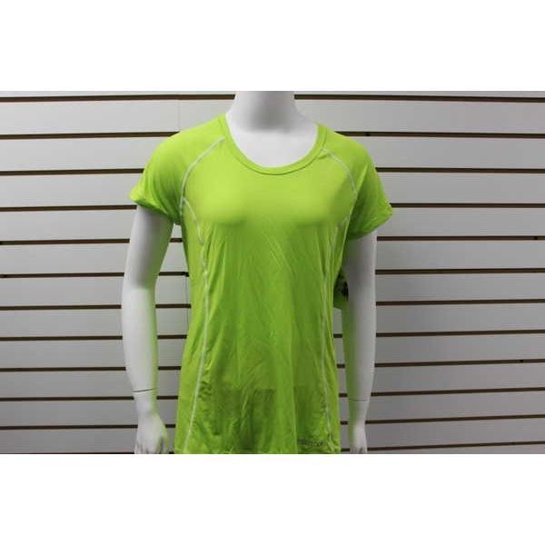 アスレチック ウェア マーモット レディース Marmot Crissy 半袖 Shirt グリーン ライム 66770 ブランド